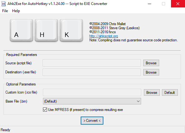 AutoHotkey - создание клавиатурных сокращений АвтоХоткей