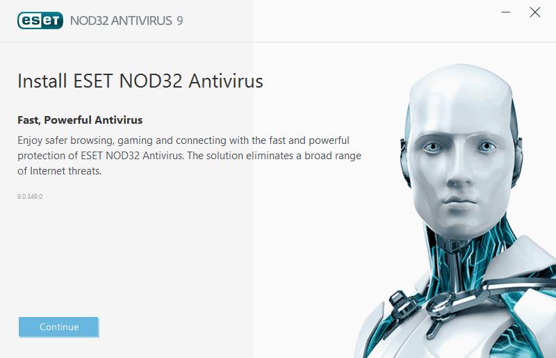 ESET NOD32 Antivirus - ЕСЕТ НОД 32 Антивирус