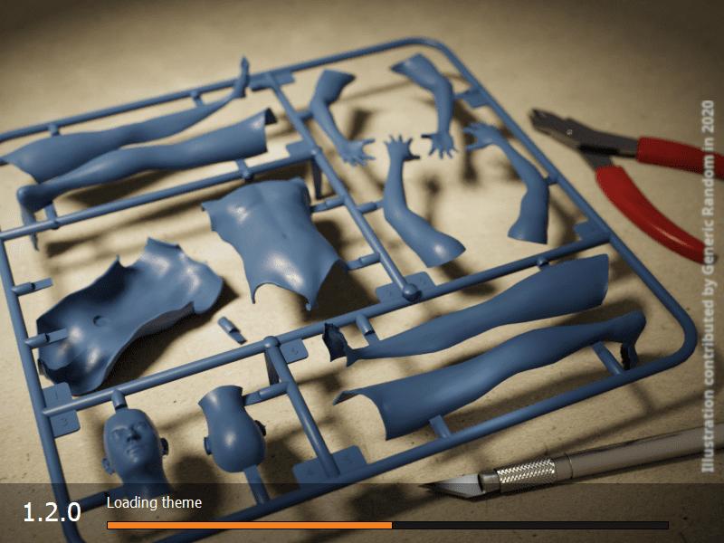 MakeHuman - программа для 3D моделирования персонажей МэйкХуман