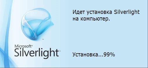 Microsoft Silverlight - программная платформа Майкрософт Сильверлайт