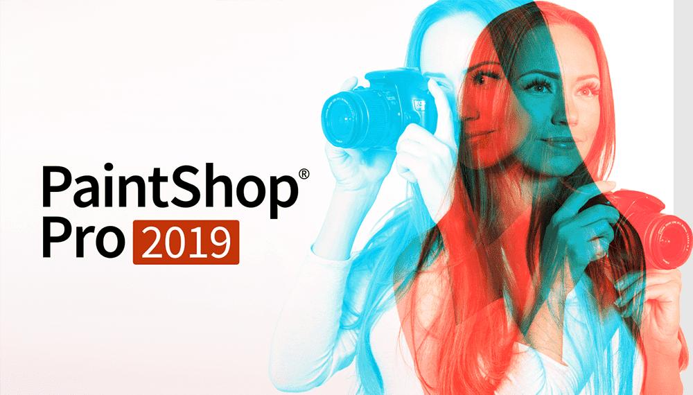 Corel PaintShop Pro 2019 - графический редактор Корел Паинт Шоп Про