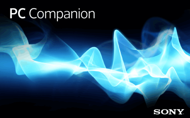 Sony PC Companion - программа для телефонов Сони ПиСи Компаньон